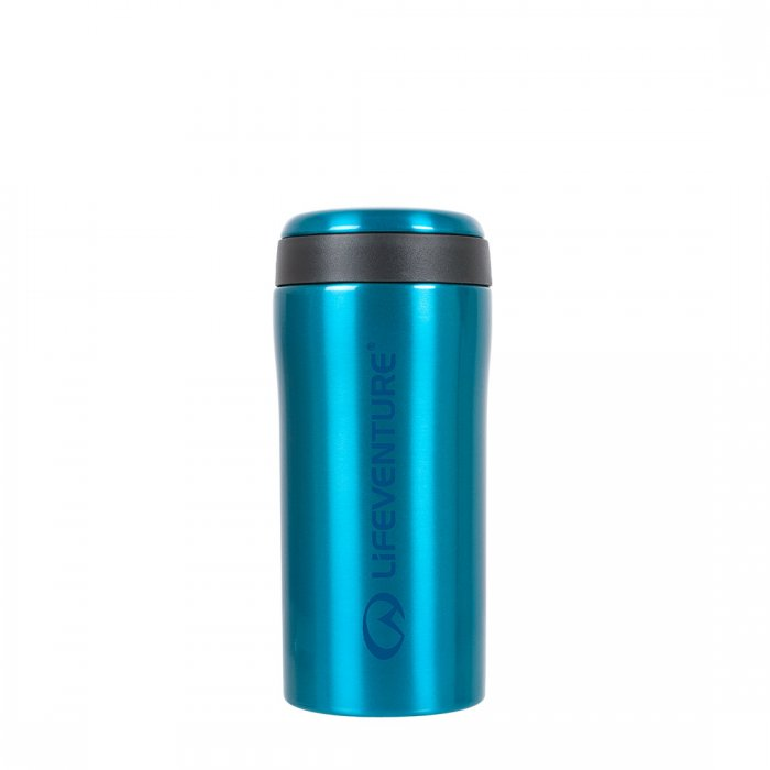 Lifeventure-Thermal Mug - Available in 7 Colours-Vacuum Bottle-Blue-Gearaholic.com.sg