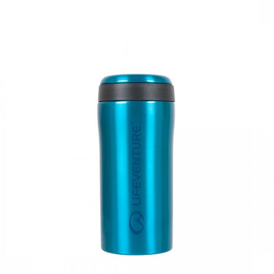 Lifeventure-LifeVenture Thermal Mug - Available in 7 Colours-Vacuum Bottle-Blue-Gearaholic.com.sg