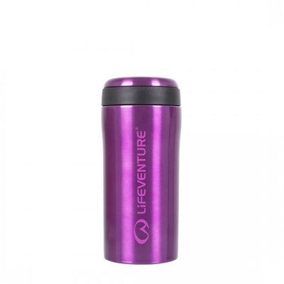 Lifeventure-LifeVenture Thermal Mug - Available in 7 Colours-Vacuum Bottle-Purple-Gearaholic.com.sg