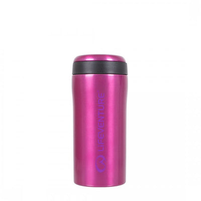 Lifeventure-LifeVenture Thermal Mug - Available in 7 Colours-Vacuum Bottle-Pink-Gearaholic.com.sg