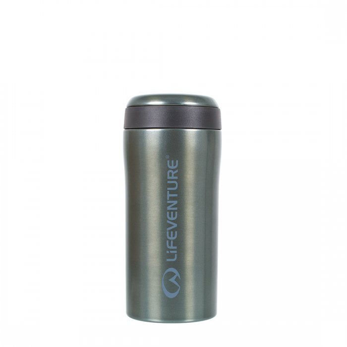 Lifeventure-Thermal Mug - Available in 7 Colours-Vacuum Bottle-Tungsten-Gearaholic.com.sg