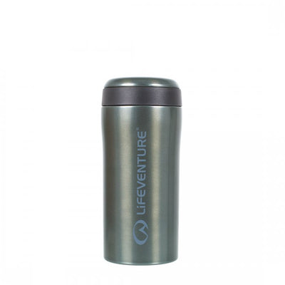 Lifeventure-LifeVenture Thermal Mug - Available in 7 Colours-Vacuum Bottle-Tungsten-Gearaholic.com.sg