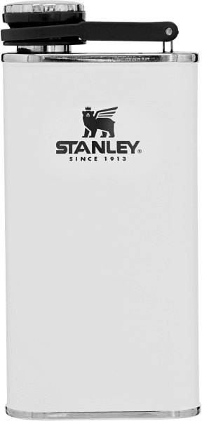 Stanley-Classic Flask 236ml-Alcohol Flask-Polar White-Gearaholic.com.sg