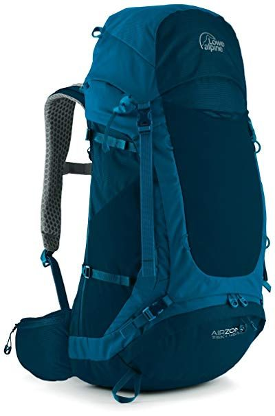 Lowe Alpine-AirZone Trek+ 35-45-Backpacking Pack-Azure-Gearaholic.com.sg