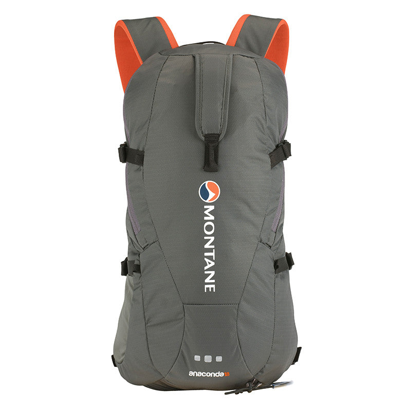 Montane-Montane Anaconda 18 Backpack-RAPTOR TL fabric-backpacking pack-Shadow-Gearaholic.com.sg