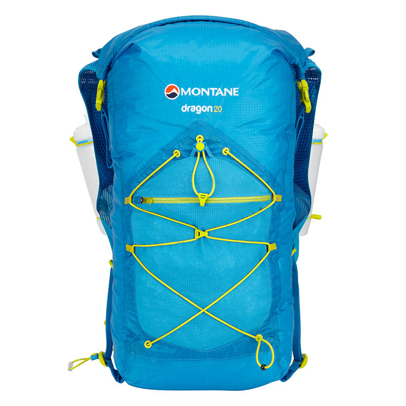 Montane-Montane Dragon 20 Ultimate Mountain Marathon Backpack-backpacking pack-Blue-S/M-Gearaholic.com.sg