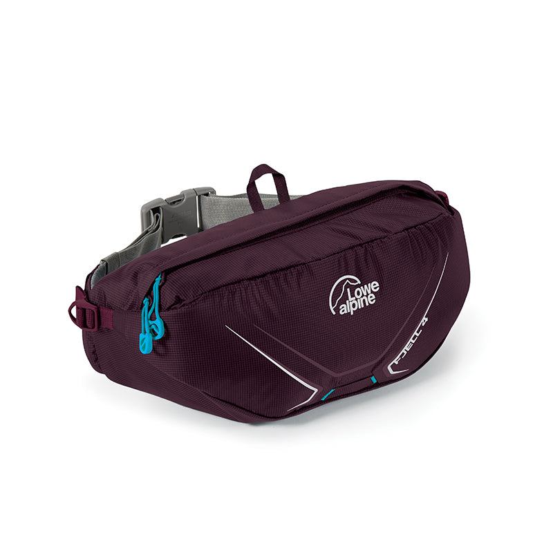 Lowe Alpine-Fjell Beltpack - 4 Litres-Waist Pack-Berry-Gearaholic.com.sg