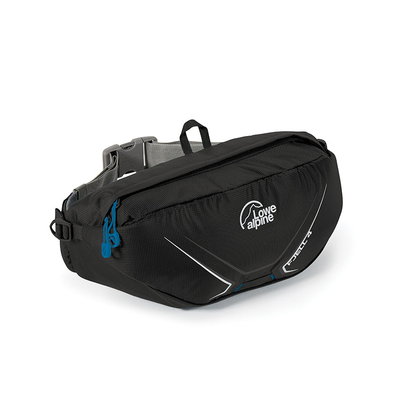 Lowe Alpine-Fjell Beltpack - 4 Litres-Waist Pack-Black-Gearaholic.com.sg