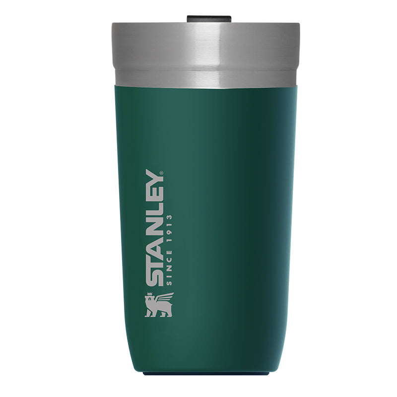 Stanley-GO Series 2020 Insulated Vacuum Tumbler 16oz 470ml-Vacuum Bottle-Moss Green-470ml-Gearaholic.com.sg