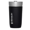 Stanley-GO Series Vacuum Tumbler 470ml Hot Cold Insulated Thermos-Vacuum Bottle-Matte Black-470ml-Gearaholic.com.sg