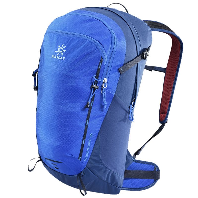 Kailas-Wind Tunnel 30L-Backpacking Pack-Ocean Blue-Gearaholic.com.sg