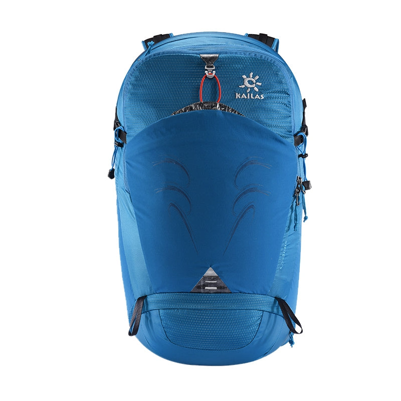 Kailas-Cyclone II 35L Lightweight Trekking Backpack-Waterproof Backpack-Ocean Blue-Gearaholic.com.sg