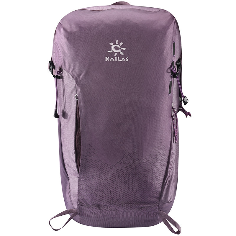 Kailas-Cruise Light Weight Back Pack 25+5L-Backpacking Pack-Gloxinia Purple-Gearaholic.com.sg