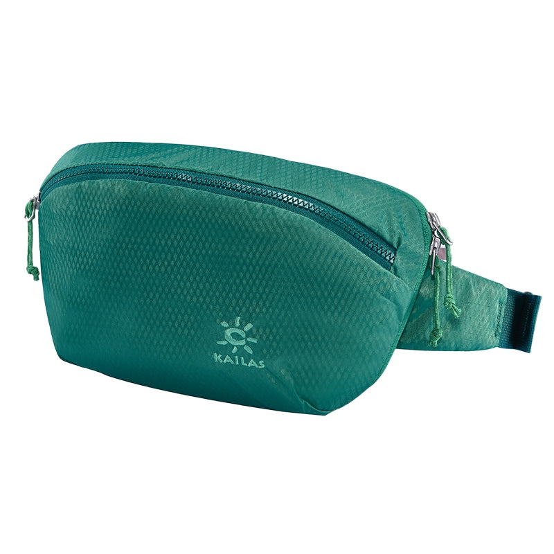 Kailas-Fishes Multi-functional Waist Bag-Waist Pack-Sea Green-Gearaholic.com.sg