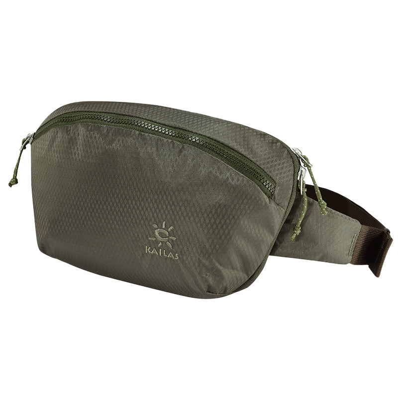 Kailas-Fishes Multi-functional Waist Bag-Waist Pack-Dull Green-Gearaholic.com.sg