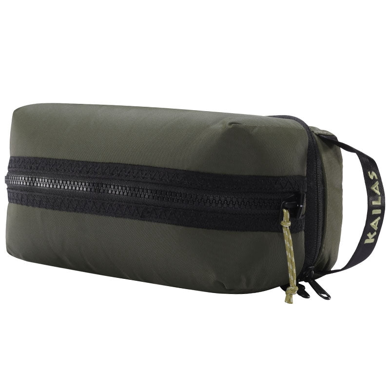Kailas-Wash Bag / Toiletry Bag (M)-Packing Organizer-DRAK GREY GREEN-Gearaholic.com.sg