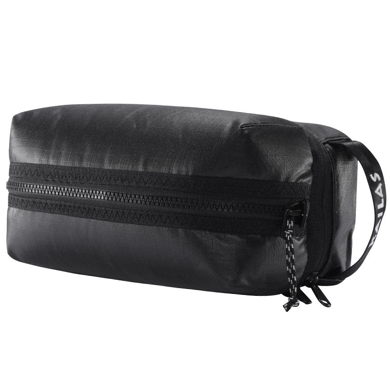 Kailas-Wash Bag / Toiletry Bag (M)-Packing Organizer-BLACK-Gearaholic.com.sg