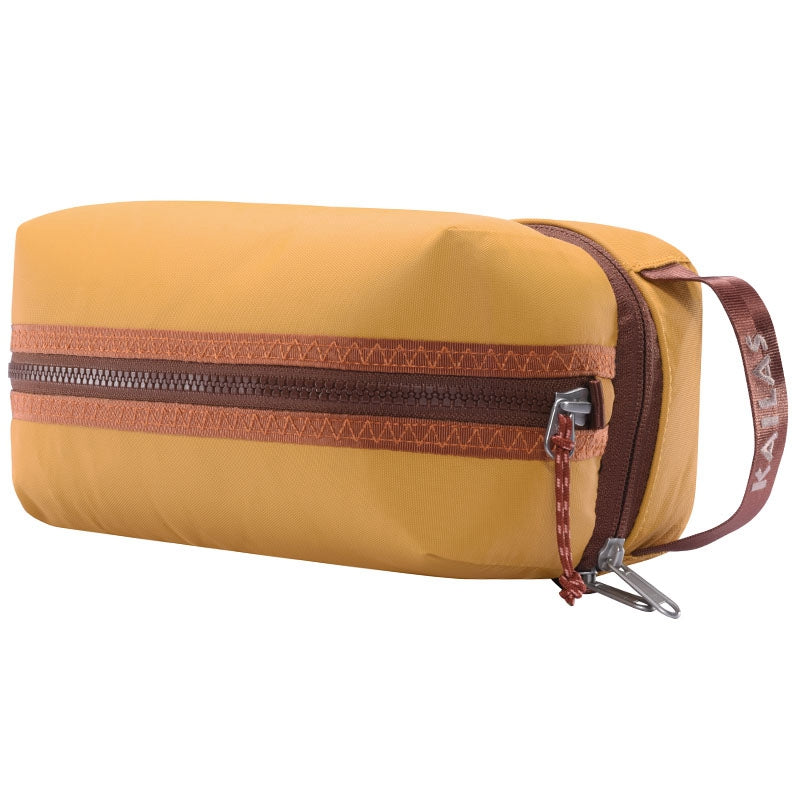Kailas-Wash Bag / Toiletry Bag (M)-Packing Organizer-ROSE GOLD-Gearaholic.com.sg