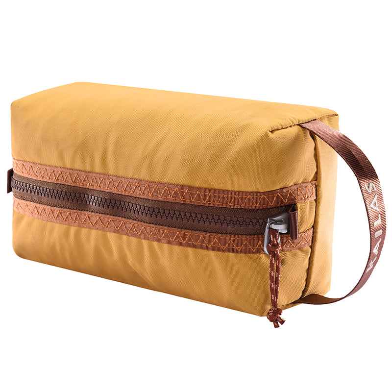 Kailas-Wash Bag / Toiletry Bag (S)-Travel Accessory-Rose Gold-Gearaholic.com.sg