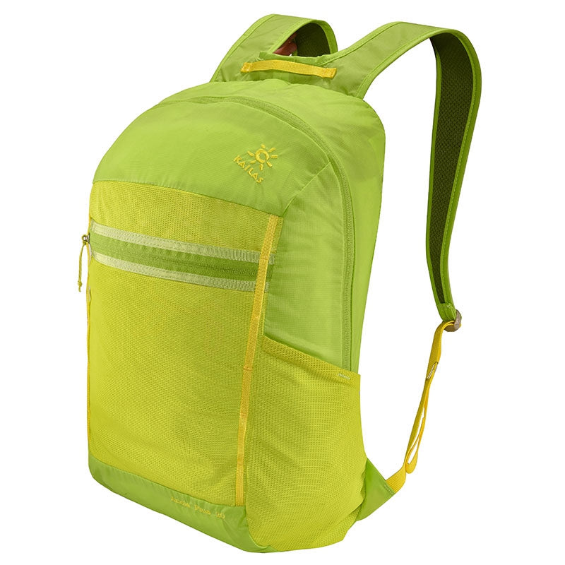 Kailas-Anole Plus Folding Backpack 20L-Backpacking Pack-Lime-Gearaholic.com.sg