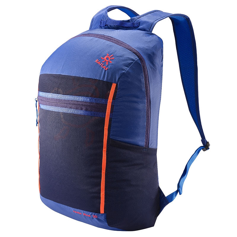 Kailas-Anole Plus Folding Backpack 20L-Backpacking Pack-Purplish Blue-Gearaholic.com.sg