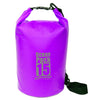 Karana-Ocean Pack Dry Bag 15 Litres-Waterproof Dry Tube-Purple-Gearaholic.com.sg