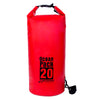 Karana-Ocean Pack Dry Bag 20 Litres-Waterproof Dry Tube-Red-Gearaholic.com.sg