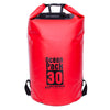 Karana-Ocean Pack Dry Bag 30 Litres-Waterproof Dry Tube-Red-Gearaholic.com.sg