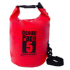 Karana-Ocean Pack Dry Bag 5 Litres-Waterproof Dry Tube-Red-Gearaholic.com.sg