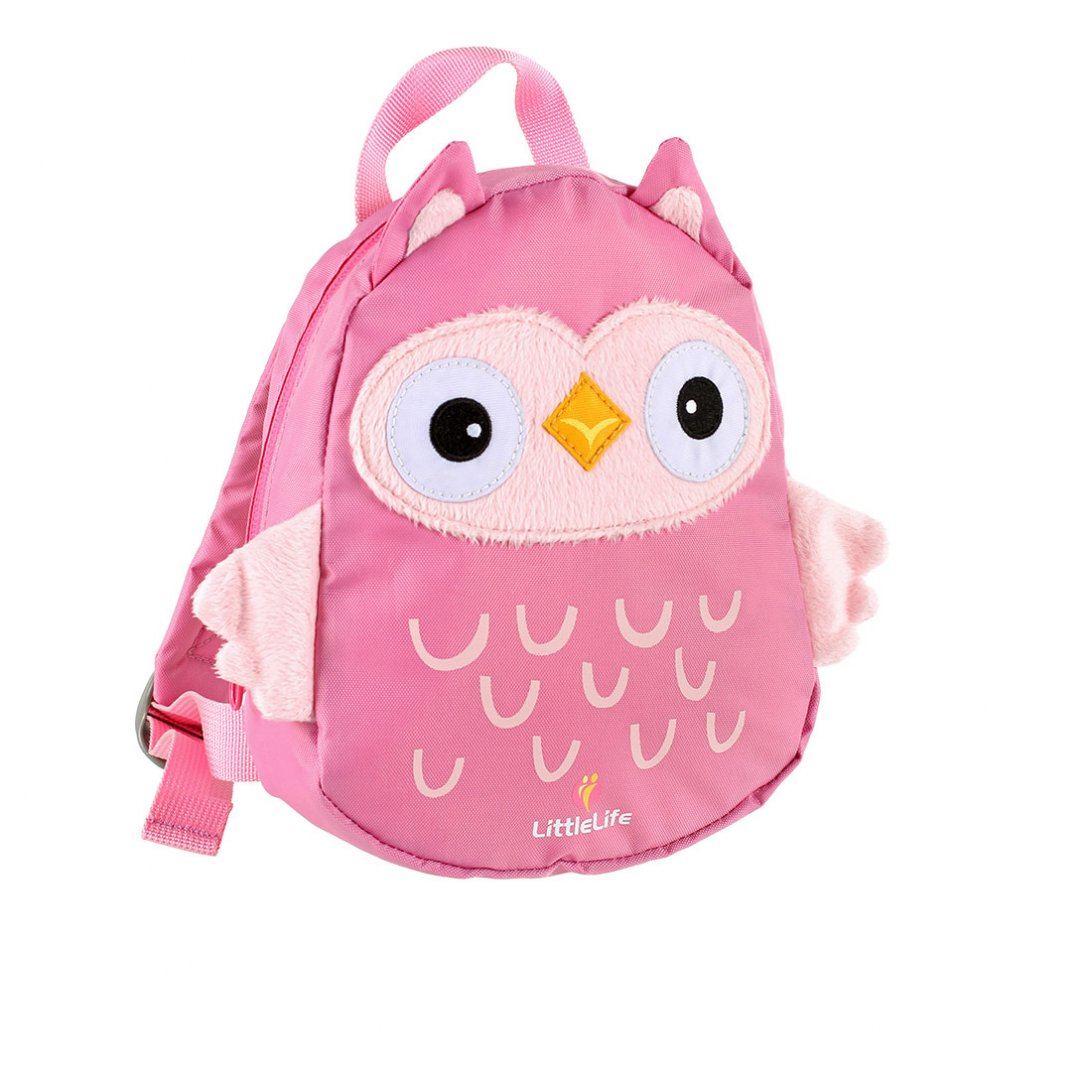 LittleLife-Owl Kids School Bag-Kids Bag-Gearaholic.com.sg