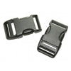 Lowe Alpine-25mm Side Squeeze Buckle (x1)-Other Accessories-Black-Gearaholic.com.sg