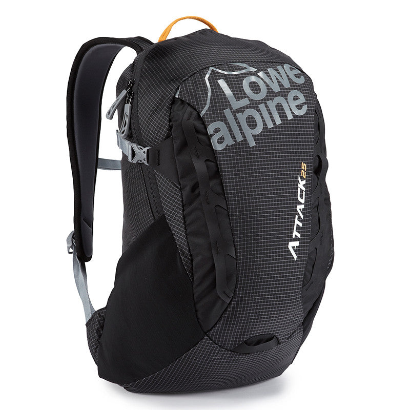 Lowe Alpine-Attack 25-Day Pack-Black-Gearaholic.com.sg