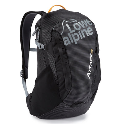 Lowe Alpine-Attack 25 Litres Day Pack-Day Pack-Black-Gearaholic.com.sg