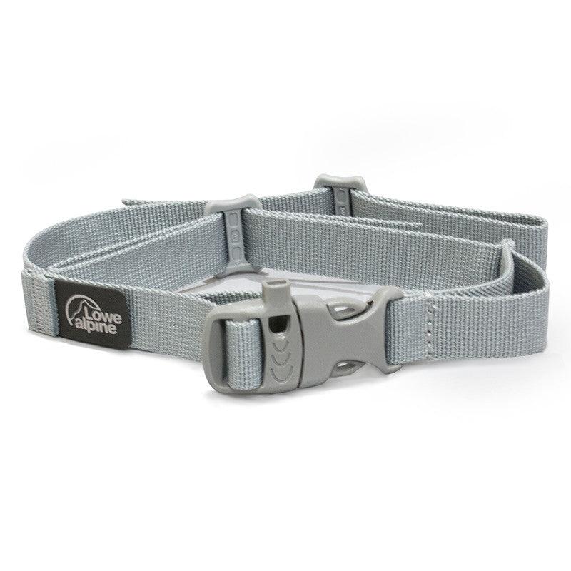 Lowe Alpine-Universal Chest Strap-Other Accessories-Grey-Gearaholic.com.sg
