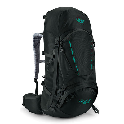Lowe Alpine-Cholatse ND45 (Design for Women)-Backpacking Pack-Black-Gearaholic.com.sg