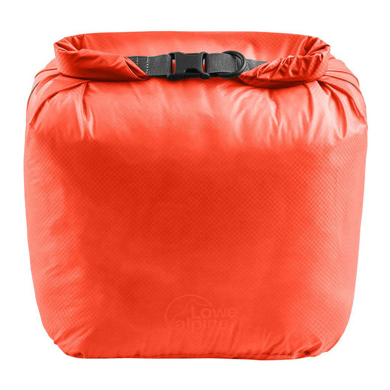 Lowe Alpine-Ultralite Drysac L - 15 Litre-Backpacking Pack-Red-Gearaholic.com.sg