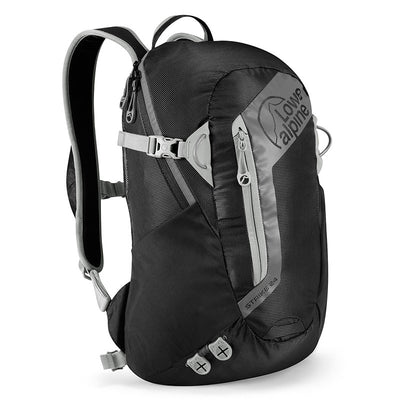 Lowe Alpine-Strike 24 Litres Daypack-Day Pack-Black-Gearaholic.com.sg