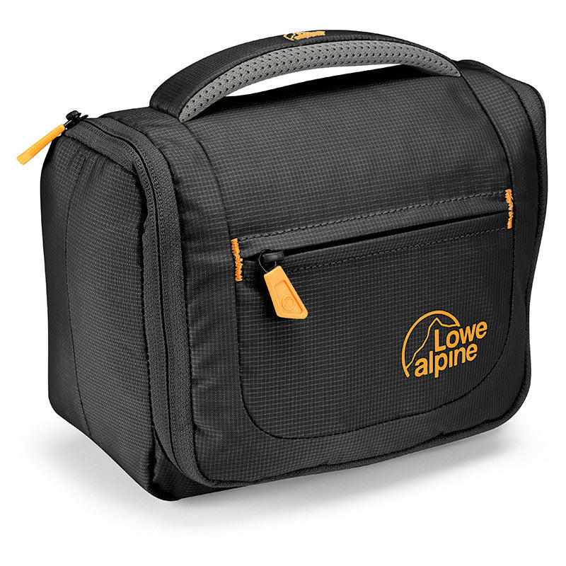 Lowe Alpine-Small Wash Bag-Travel Bag-Anthracite-Gearaholic.com.sg