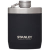 Stanley-Master Flask 8oz 236ml Toughest of the Tough-Alcohol Flask-Matte Black-Gearaholic.com.sg