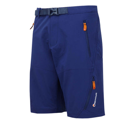 Montane-Men's Terra Alpine Shorts-Men's Legwear-Antarctic Blue-XL-Gearaholic.com.sg
