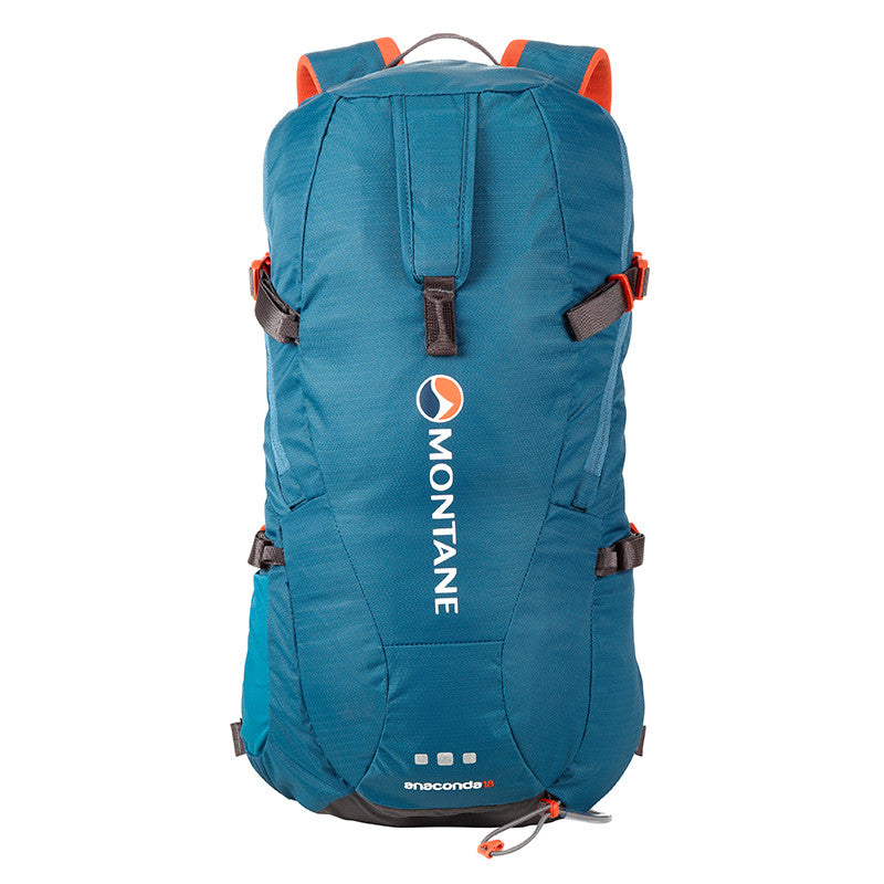 Montane-Montane Anaconda 18 Backpack-RAPTOR TL fabric-backpacking pack-Moroccan Blue-Gearaholic.com.sg