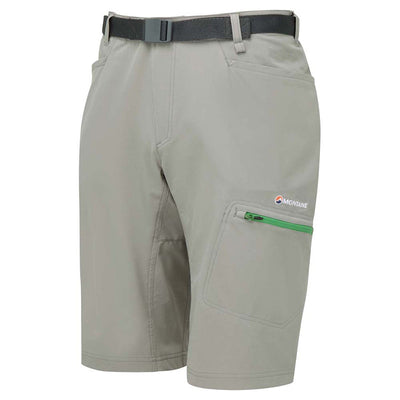 Montane-Men's Dyno Stretch Shorts-Men's Legwear-Cloudburst Grey-S-Gearaholic.com.sg
