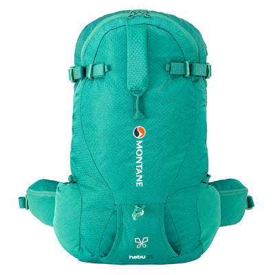 Montane-Montane Habu 22 Women's Day Backpack-backpacking pack-Siberian Green-Gearaholic.com.sg