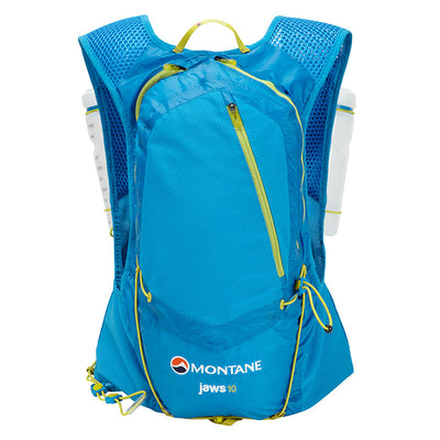 Montane-Montane Jaws 10 Trail Running Backpack - 10 Litre-backpacking pack-Blue-S/M-Gearaholic.com.sg