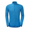 Shop for Montane at Men's Primino Zip Neck 140 at Gearaholic.com.sg