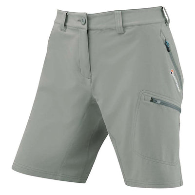 Montane-Women's Dyno Stretch Shorts-Women's Legwear-Cloudburst Grey-S-Gearaholic.com.sg