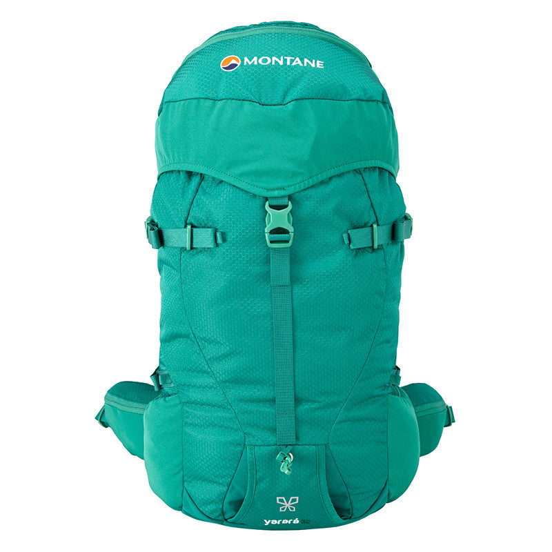 Montane-Montane Yarara 32 Women's Backpack-Backpacking Pack-Siberian Green-Gearaholic.com.sg