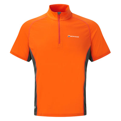 Montane-Men's Montane Sonic Ultra Zip T-Shirt-Men's Next To Skin-Alpine Sun-XS-Gearaholic.com.sg