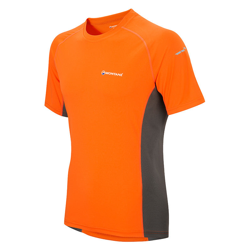 Shop for Montane at Men's Sonic Short Sleeves T-Shirt at Gearaholic.com.sg