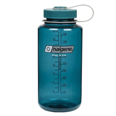 Nalgene-32oz Wide Mouth BPA Free Water Bottle-Water Bottle-Cadet-Gearaholic.com.sg